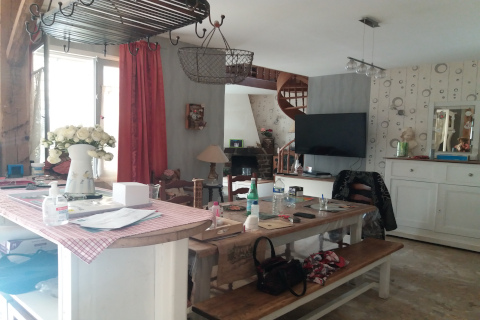 ARDENTES 135 m² habitables