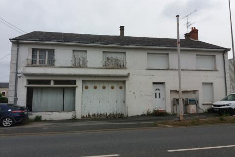 ARDENTES Maison + Garage