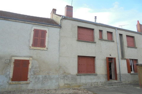 Saint Août Maison 160 m²+dép.
