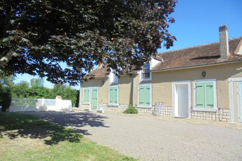 Longère 100 m² à Saint Chartier