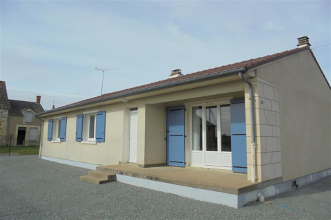 VOUILLON Maison 3 ch 110 m²