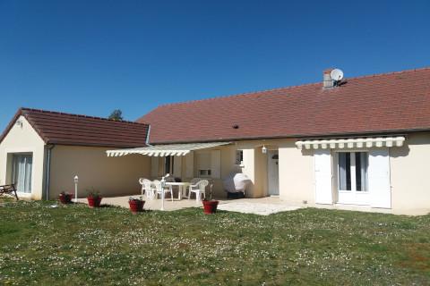 Ambrault Plain pied 140 m²