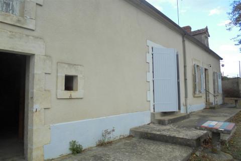Longère à Verneuil sur Igneraie