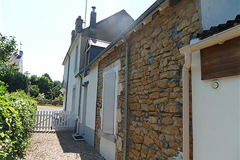 Maison à Mers sur Indre