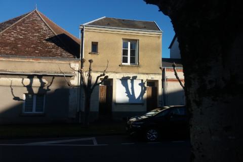 LA CHATRE Maison + Grange