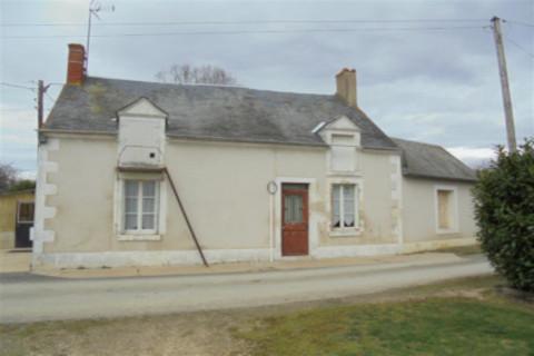 Maison 100 m², dép. à Bommiers